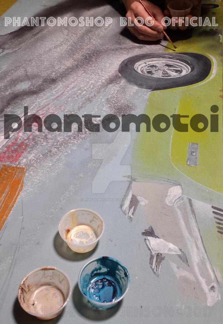 'Late Night' at Phantomoshop, Milwaukee by Phantomoshop