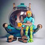 Latest toy customs from Phantomotoi #phantomoshop