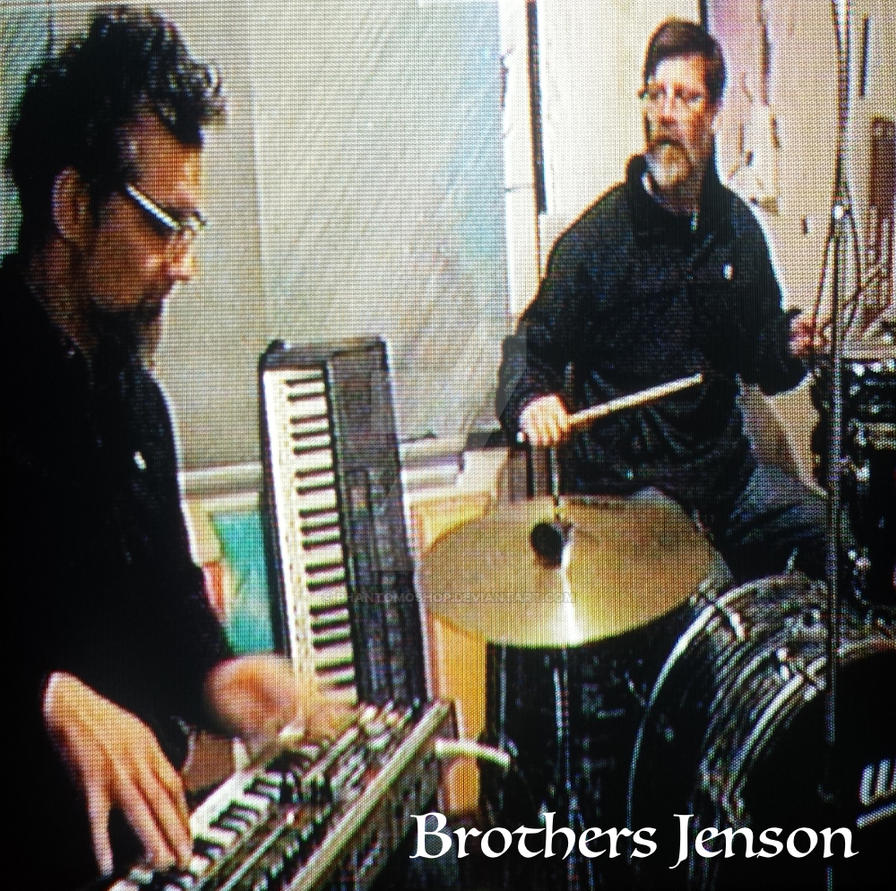 Bros Jenson 1000w by Phantomoshop