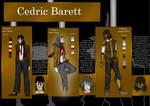 Ref: Cedric The Marionette