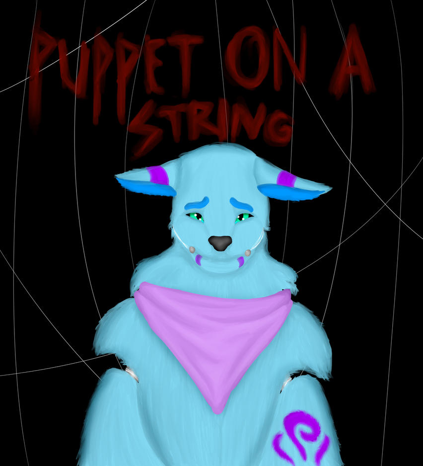 Contest: Pupper on a string by EvilCharlotte
