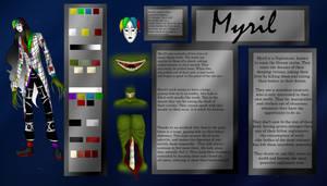 Myril - Reference Sheet