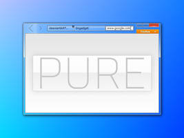 Pure Web Browser by Project-Tsm
