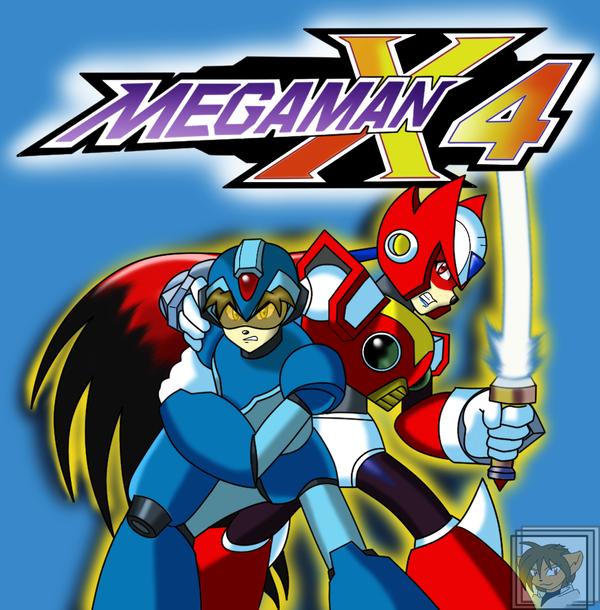 Images of Megaman X4 - #rock-cafe