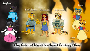 The Cubs of LKHFF