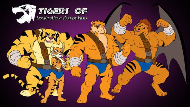 Tigers of LHKFF