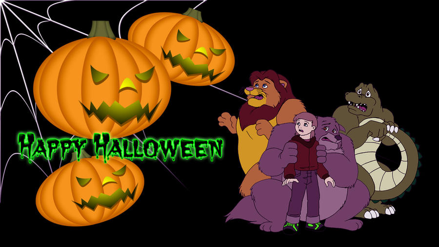 Million Stories Halloween by BennytheBeast