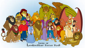 Lions of LKHFF
