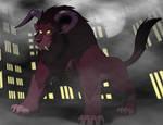 Werewolf-Lion