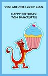 Happy Birthday, Tom Bancroft