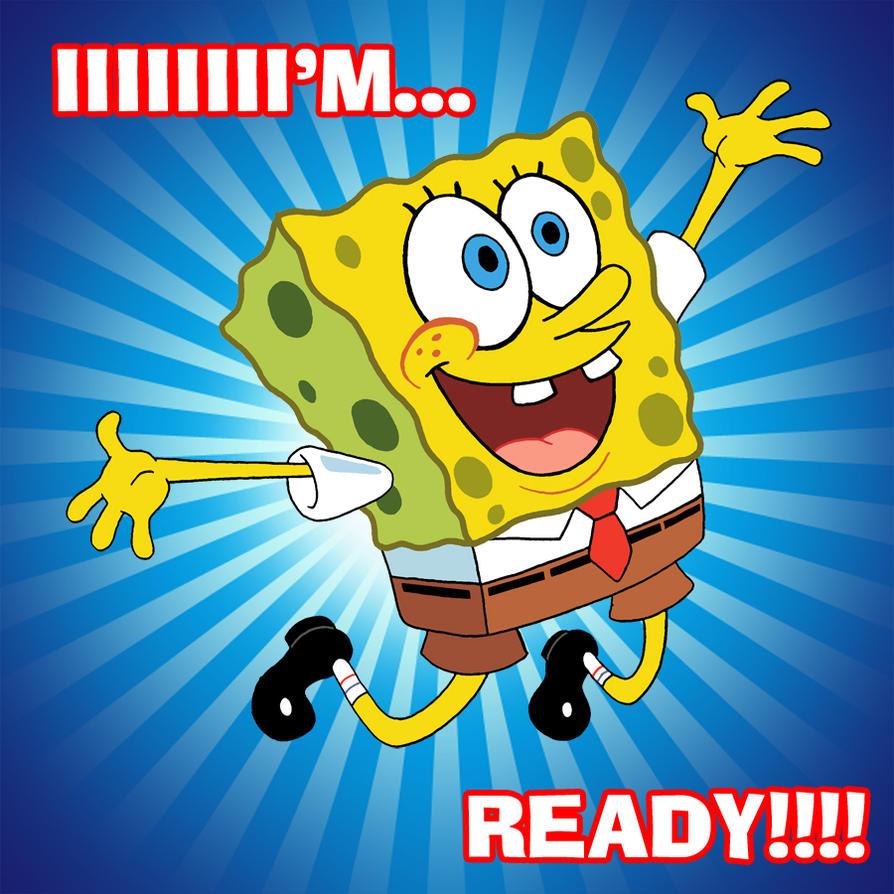 Download kumpulan 65 spongebob im ready meme terkeren