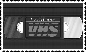 VHS Stamp