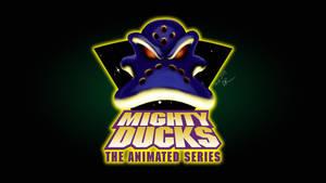Mighty Ducks TAS HD Wallpaper v1