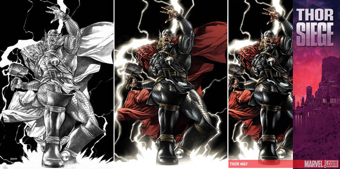 Thor 607 Cover