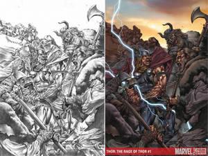Rage Of Thor