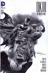 Batman vs Joker by MicoSuayan