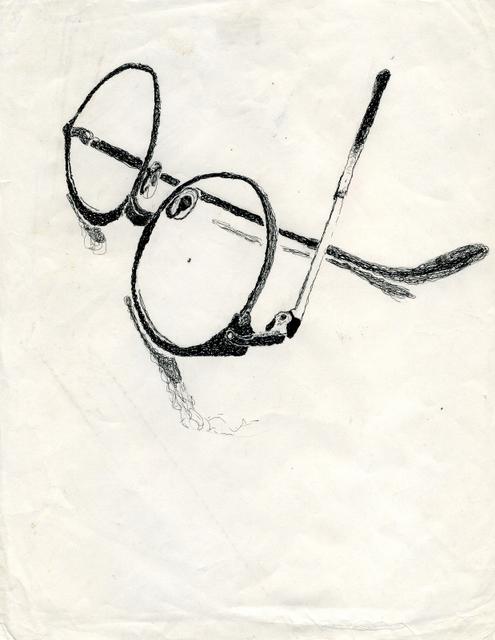 Glasses in Ink by heathweaver