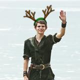 Robbie Reindeer by Nikki-MissFairytale
