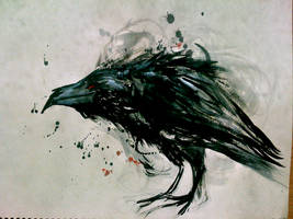 Nevermore by kikonart