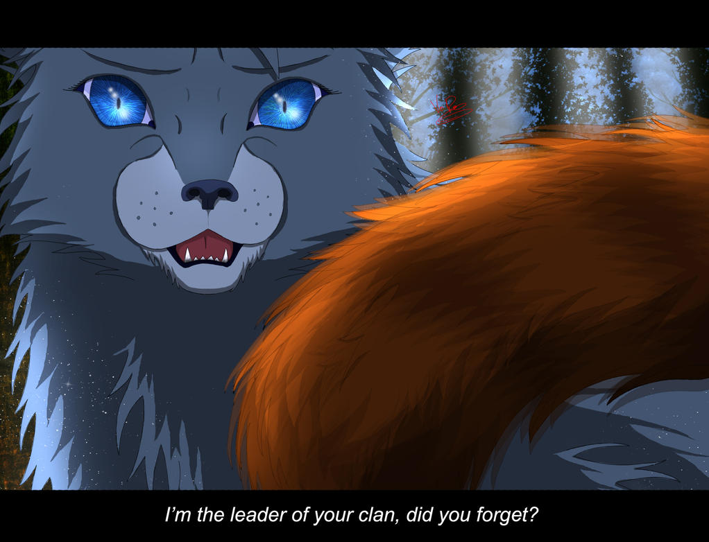 Warrior Cats Attacking Cat