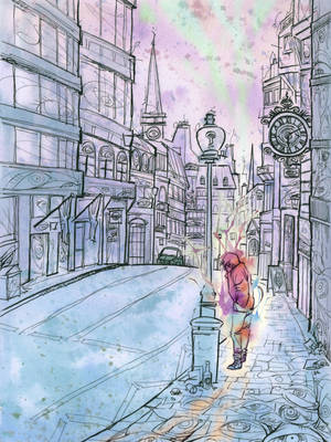 Chapter 2 - London Fog by littlecrow