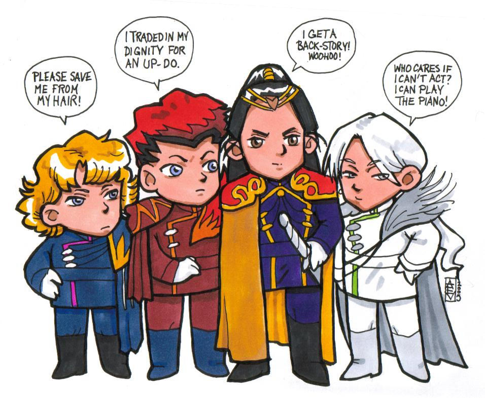 The Four Kings appreciation thread - Page 2 Pgsm_shittenou_chibis_by_littlecrow