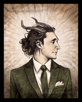 Loki the Trickster