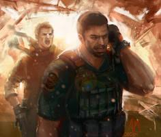 We need backup! by AloisMorgan