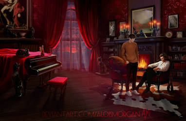 Young and Beautiful by AloisMorgan