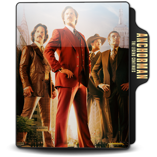 Anchorman 2 The Legend Continues 2013 By Aminshss On Deviantart
