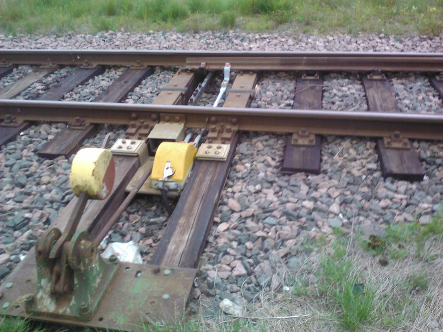 Lever Train Track : Train track switch lever by projektgoteborg on deviantart