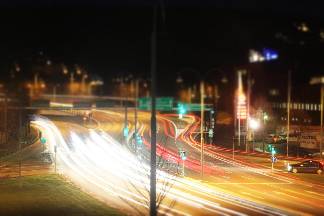 Speed of light by ProjektGoteborg