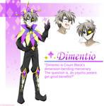 The Charming Magician Dimentio!