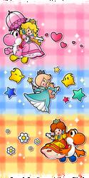 Super Paper Princesses by DJ-Mika