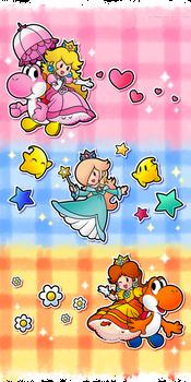 Super Paper Princesses