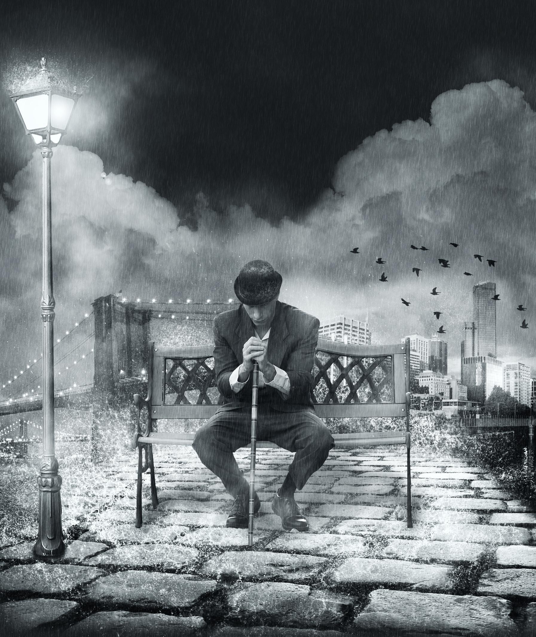 Rain Man by DomagojTaborski