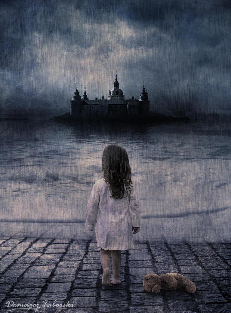 Weird Dream by DomagojTaborski