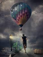Wait For Me! by DomagojTaborski