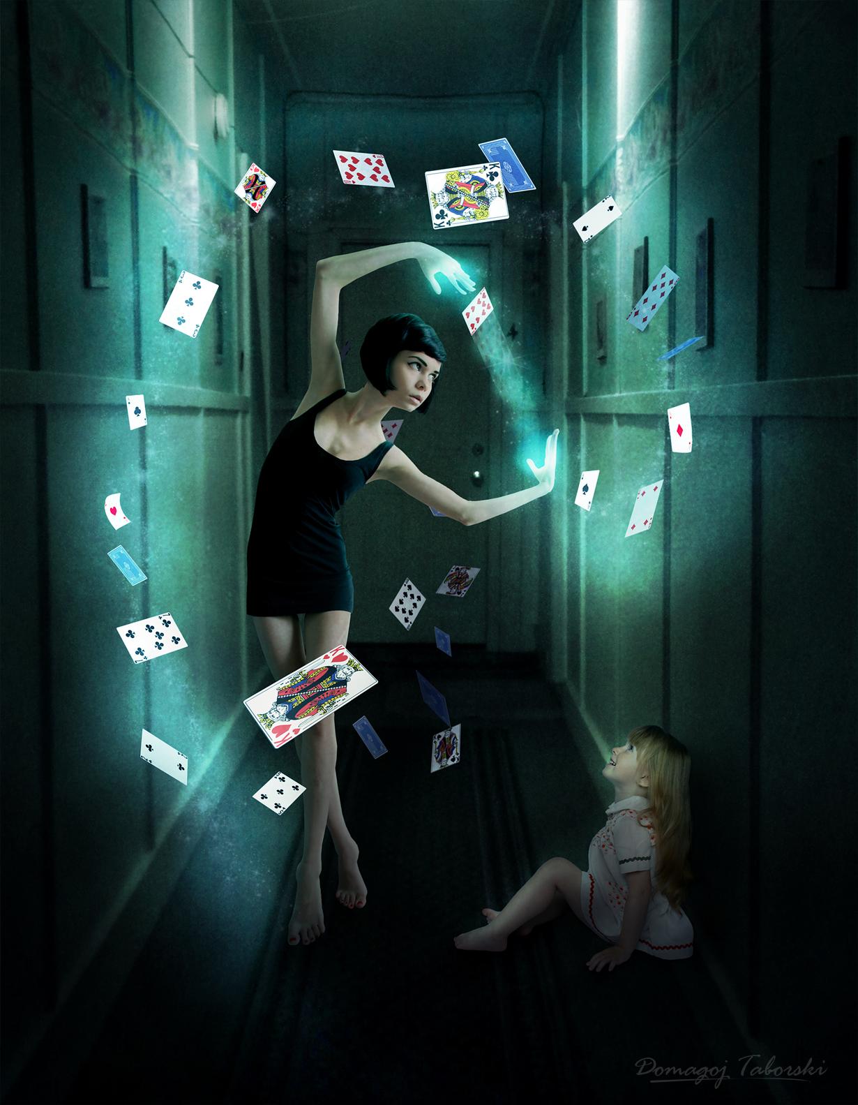 Magic Trick by DomagojTaborski