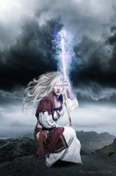 Jeinna, The Evil Mage