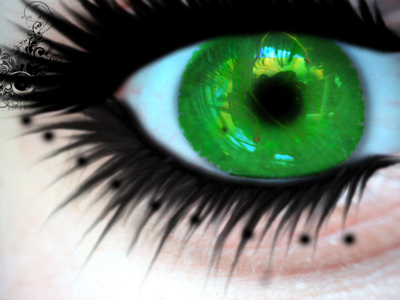 Magija zelene - Page 2 Green_magic_eye_by_cha_cha_bee_bee