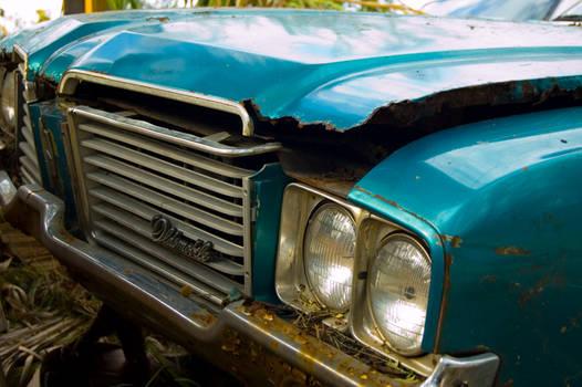 Oldsmobile in Color