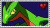 Grovyle stamp by Grovyle-Club