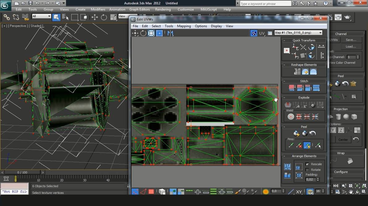 How to extract 3D models from PS2 (ENG) by MarK-RC97 on DeviantArt