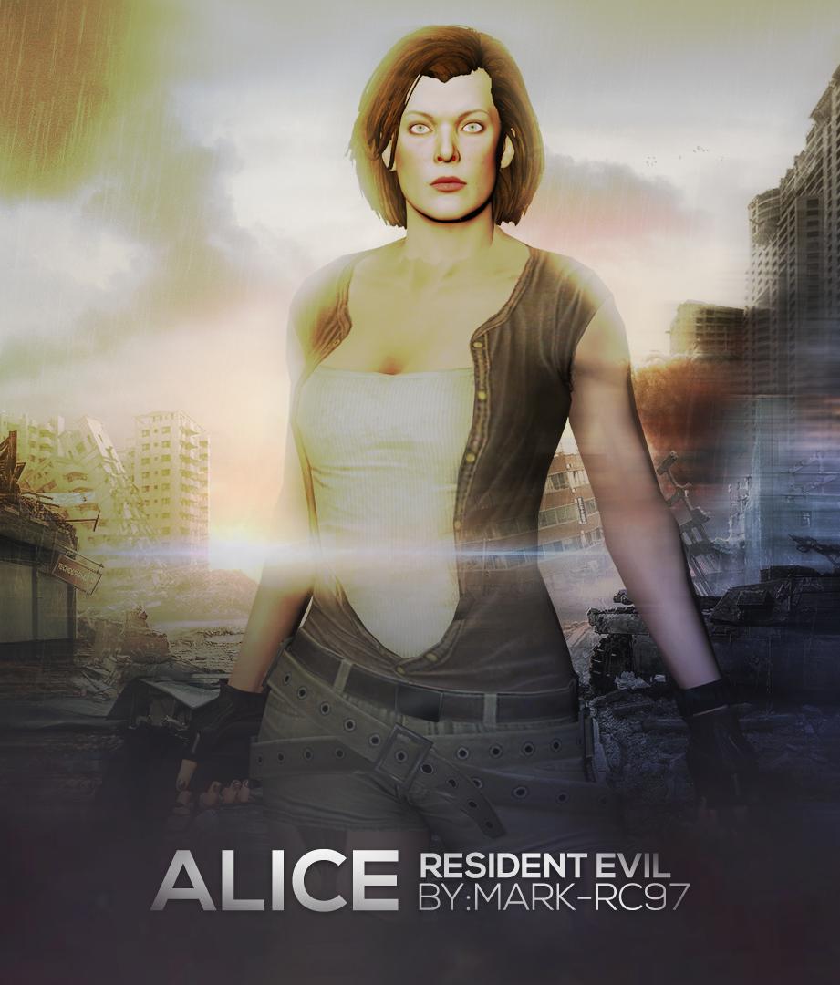 milla jovovich para resident evil 6 Alice_extinction_by_mark_rc97-dbkr6u7