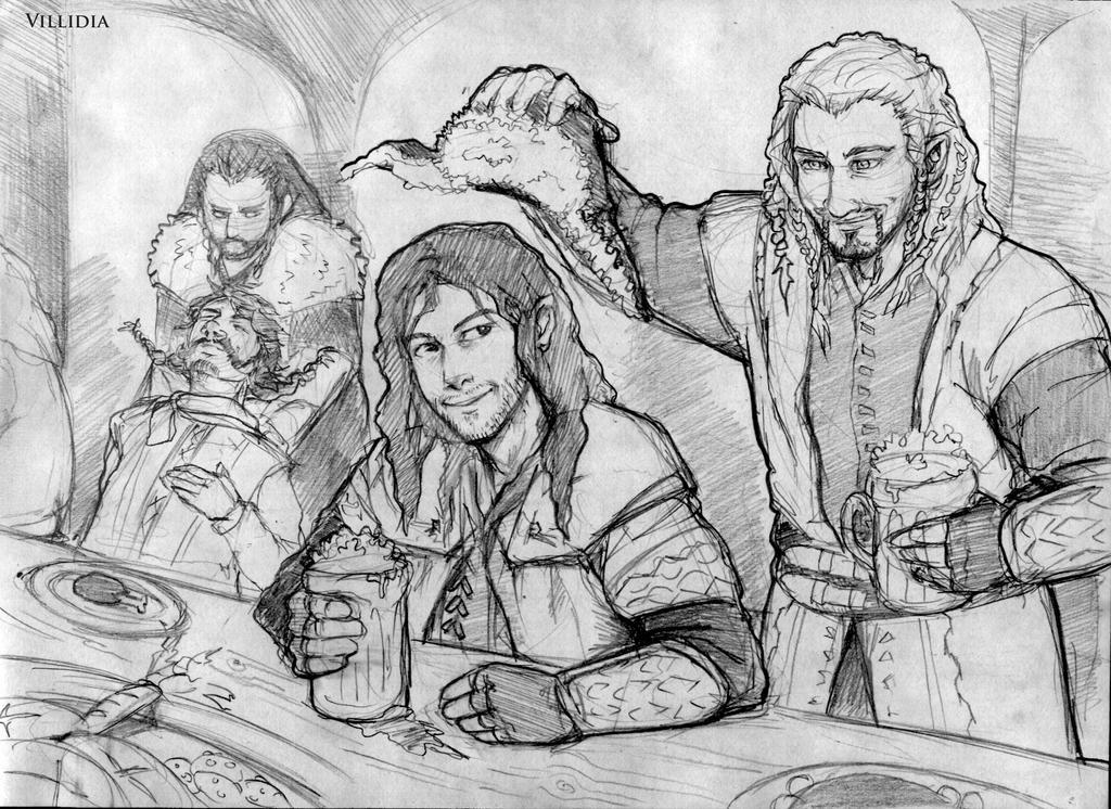 Hobbit by Villidia