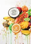 Fruit Salad - Tropics