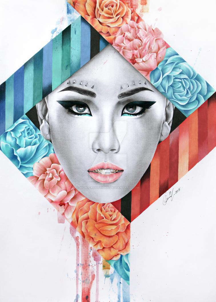 Diamonds by MonicaSutrisna