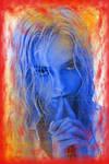 Juliet Landau - Heat Shift In Blonde