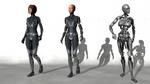 Fan-Film Character Concepts - Cybernetic